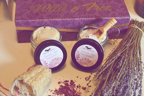 Lavender Rose Wild and Free Box