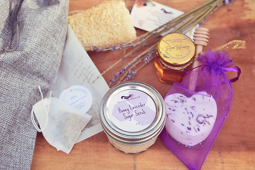 Lavender & Honey Set