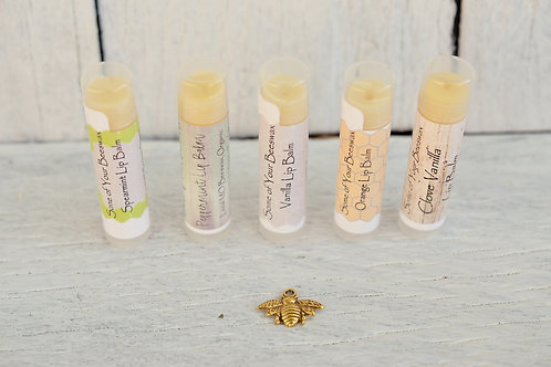 Some of Your Beeswax Lip Balm