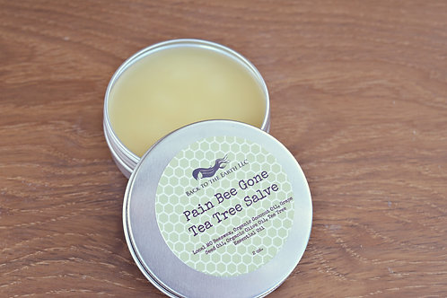 Pain Bee Gone Tea Tree Salve