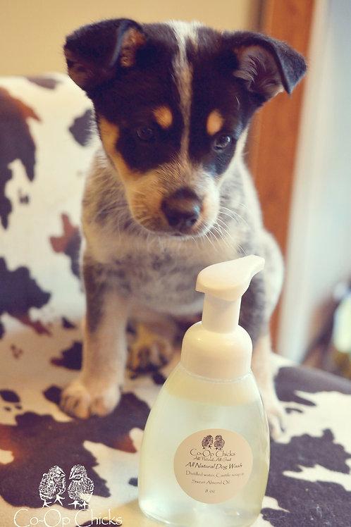 All Natural Dog Wash