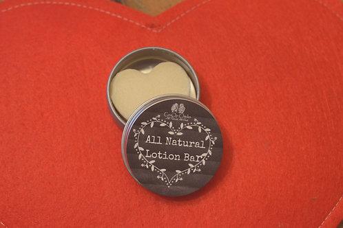 Small Lotion Bar Heart Set of 4