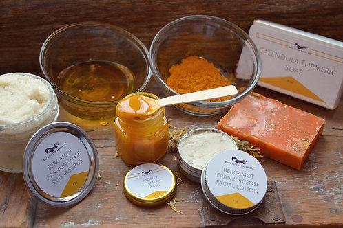 Honey Turmeric Set
