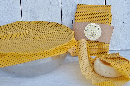 Bee Fresh Beeswax Wraps