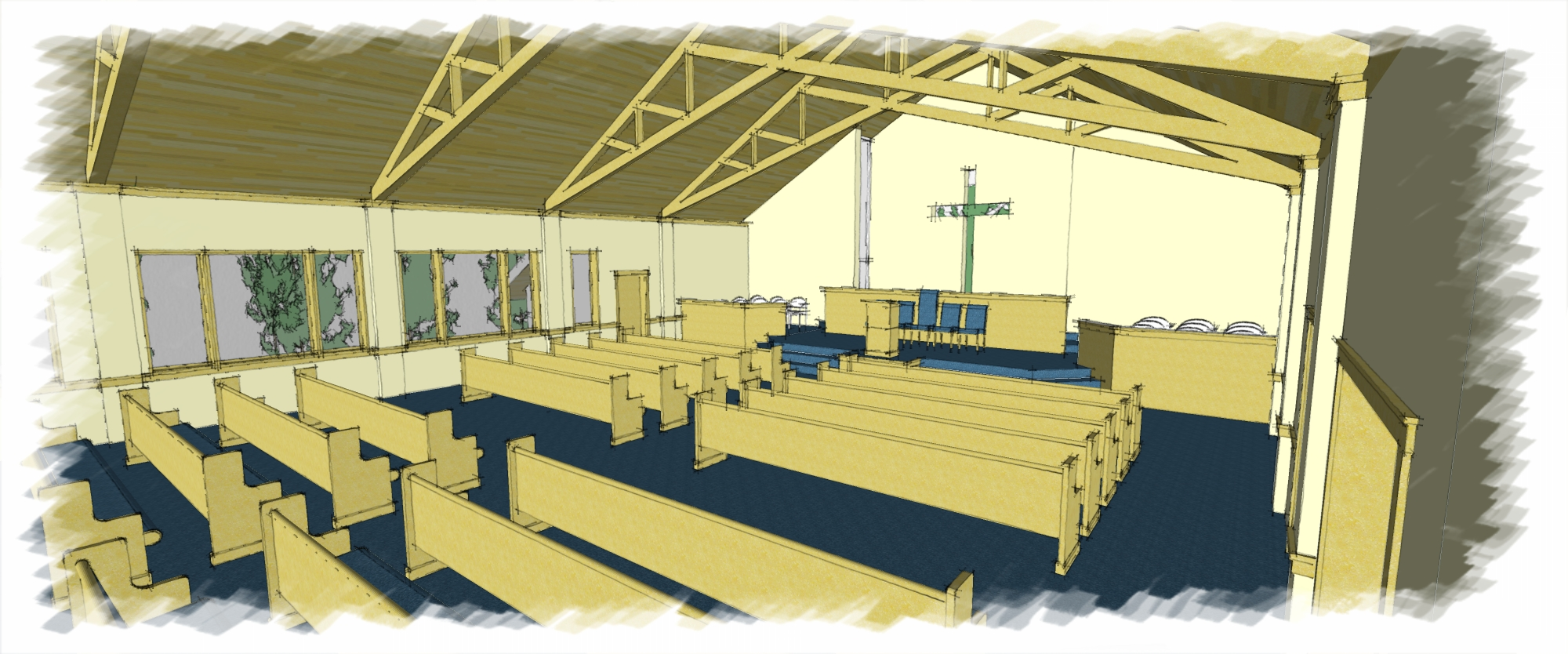 Sanctuary Rendering