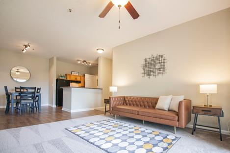 Interior design: Apartment model