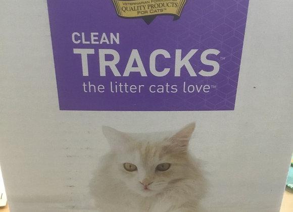 Dr Elsey's Clean Tracks cat litter - multi-cat strength, 20lbs