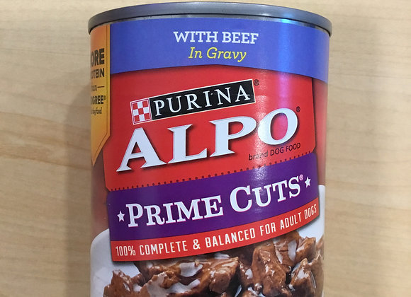 Alpo Prime Cuts - can
