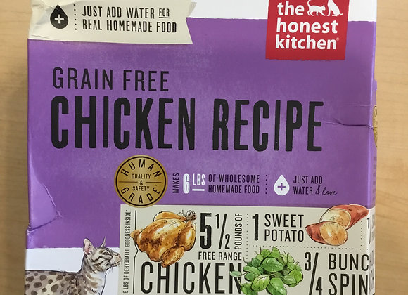 Honest kitchen - grain free, powdered broth