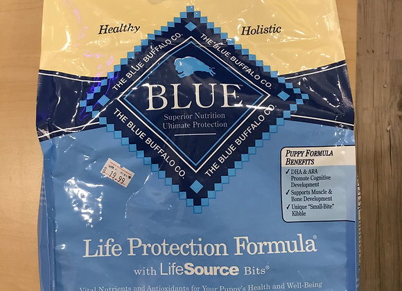 Blue buffalo - puppy, Life protection, chicken & rice