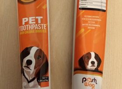 Posh Wag tooth paste - high calorie booster