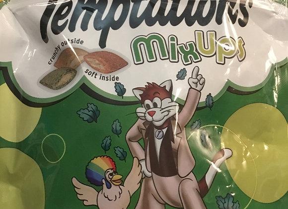 Temptation mixups - catnip, chicken & cheddar