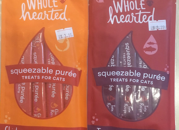 Wholehearted Squeezable Purée