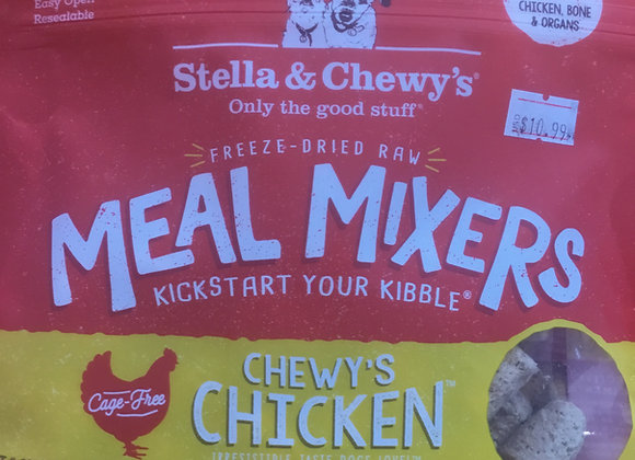 Stella & Chewys Meal Mixers
