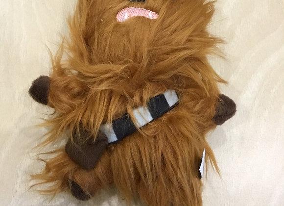 Chewbacca stuffed chew toy