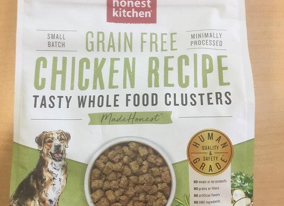 Honest Kitchen - whole food clusters, human grade, 1lb