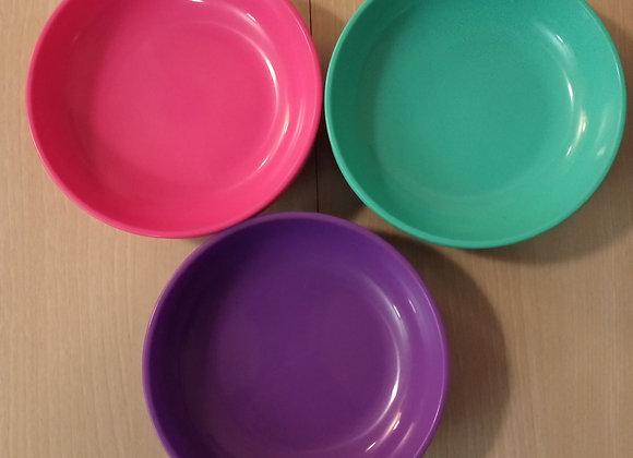 Cat bowl - heavy duty plastic
