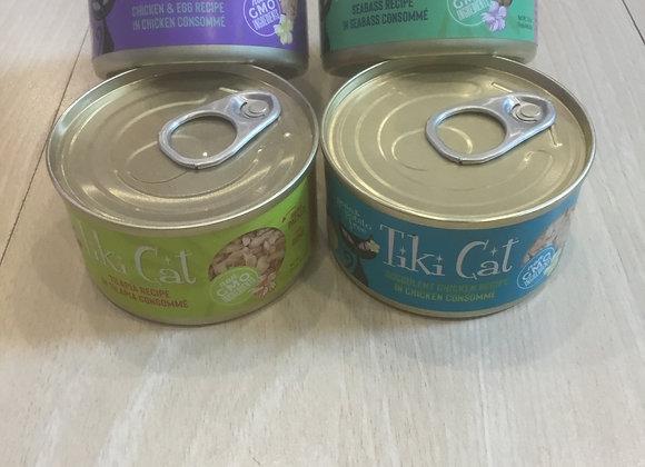 Tiki Cat - Variety, 2.8 oz