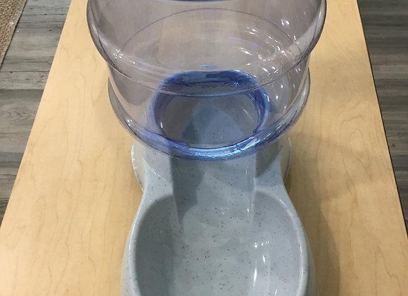 Gravity Water/Food dispenser