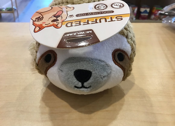 Sloth tuff toy