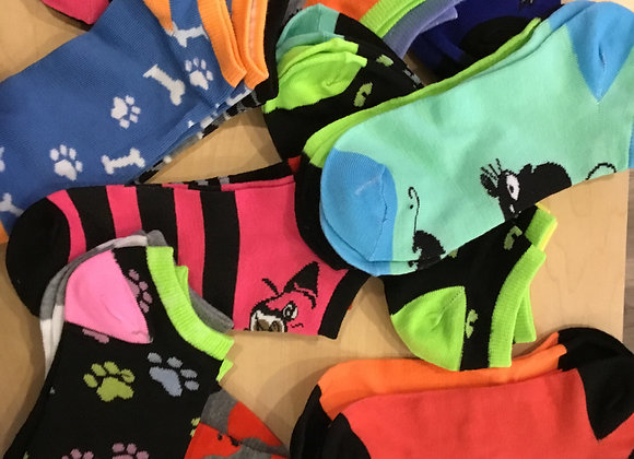 Socks - Animal Pattern