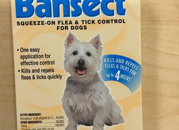 Bansect Flea and Tick Cream