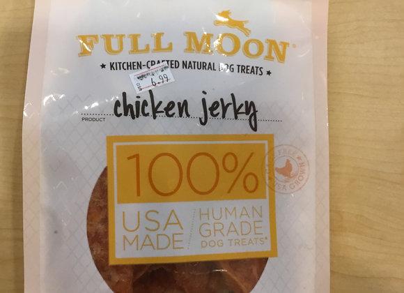 Full Moon - chicken jerky, 100% human grade dog treats