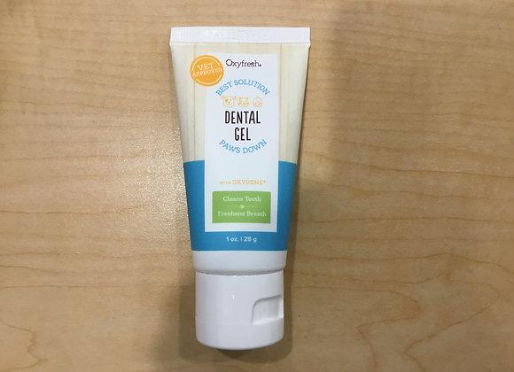 Oxyfresh - dental gel