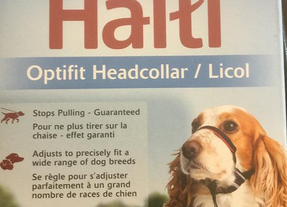Halti - head collar harness, no pull, medium