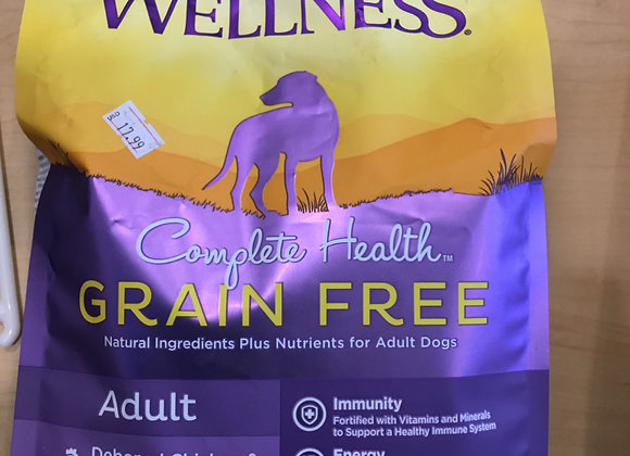 Wellness - adult, grain free