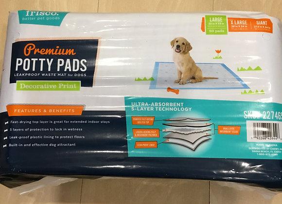 Frisco Premium Puppy Pads - 50 pack