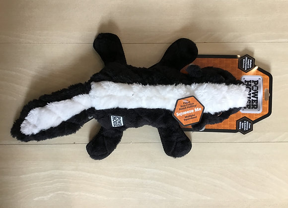 Skunk - Powerhouse stuffed chew toy, durable