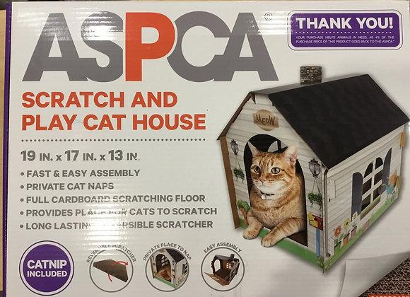 Cat Scratch House