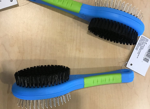 Grooming brush - double sided