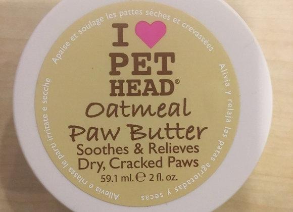 I Love Pet Head - Oatmeal Paw Butter, 2 fl oz