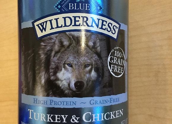Blue Buffalo Wilderness - grills, 12.5oz can