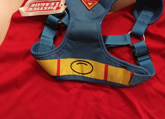 Superhero Dog Harness with Cape