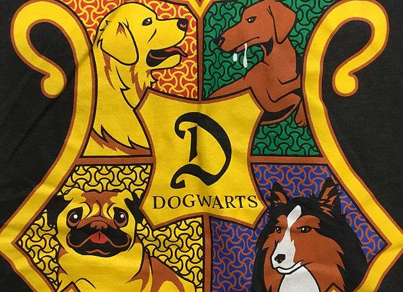 Tshirt - Dogwarts XL