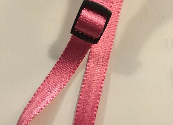Collar - pink, medium