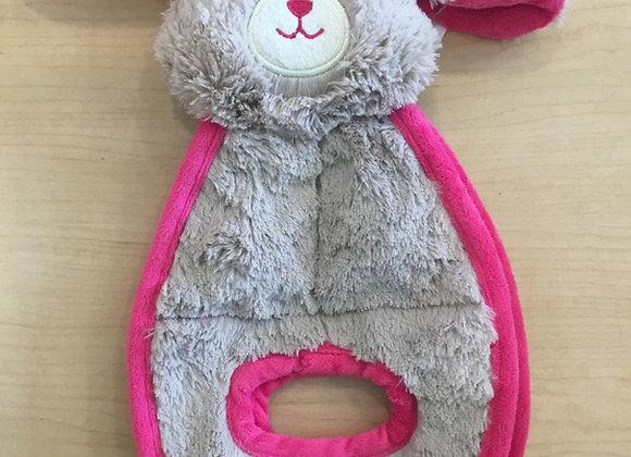 Cuddle tug dog toy