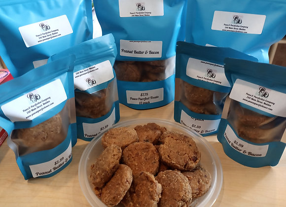 PAWS PURRFECT Homemade Dog Cookie Treats