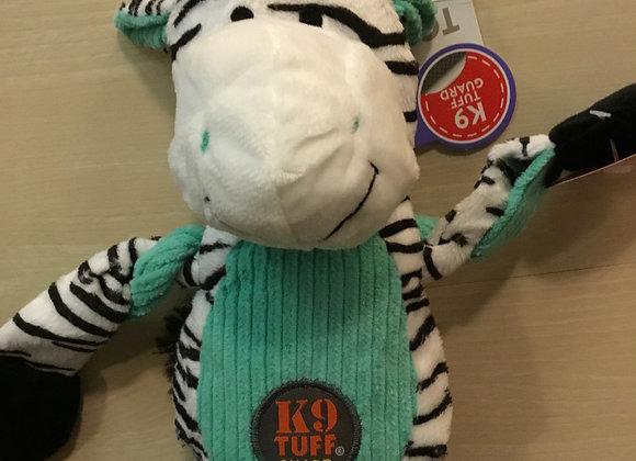 Zebra -K9 tuff toy