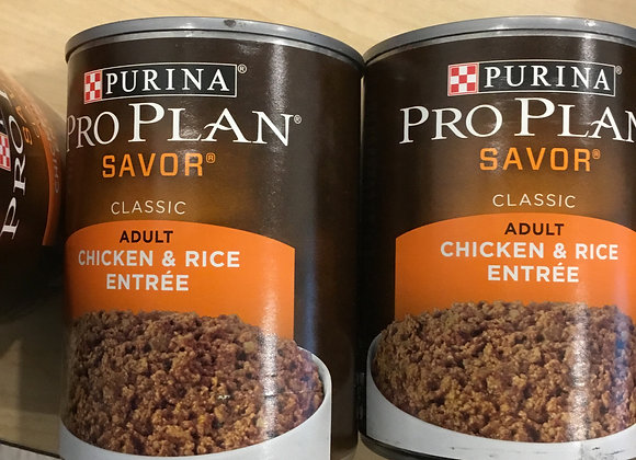 Purina pro plan - beef/chicken