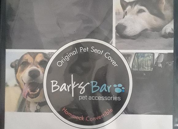 Barks Bar car seat cover