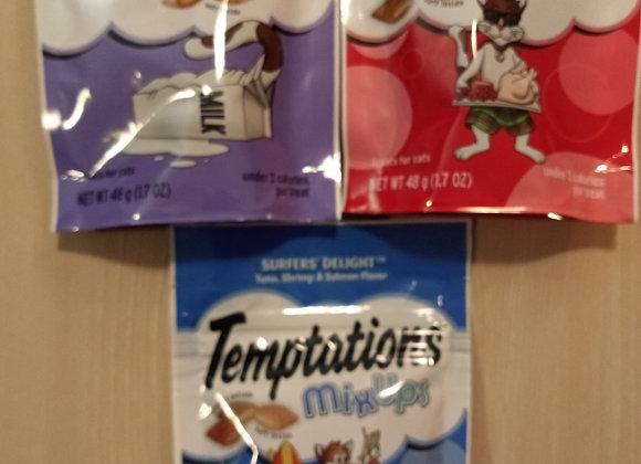 Temptations Mixups