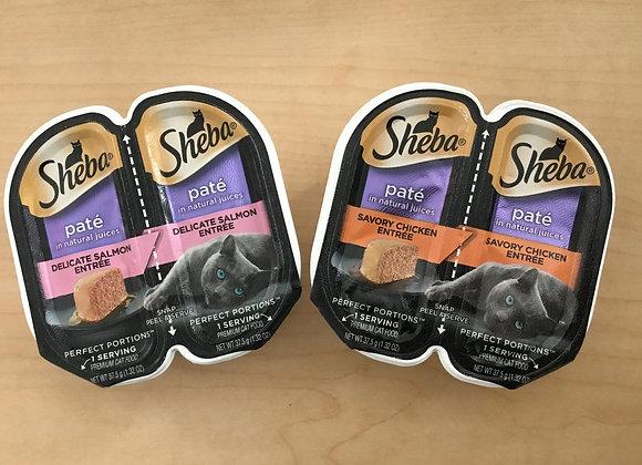 Sheba - pate, 2-pack
