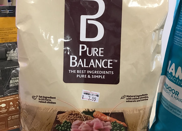 Pure balance - chicken & brown rice