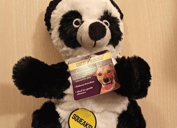 Multipet squeak dog toy - panda