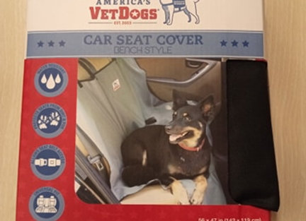 Vetdogs - Car Seat Cover