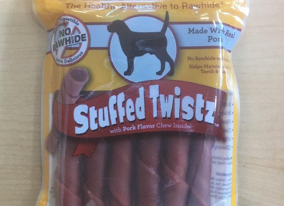 SmartBones Stuffed Twistz - pork, 6.9oz, 6 pack